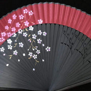 Hand Fan | Japanese Folding - Blossom Cherry | Foxtume