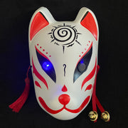 Kitsune Mask - Seal of Nine Tails