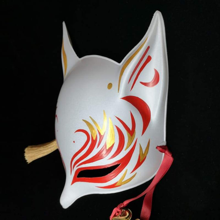 Kitsune Mask | Sharp Ears - Phoenix | Foxtume