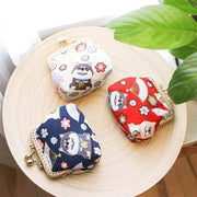 Fabric Craft | Shiba Inu Girl Clutch Pouch | Foxtume