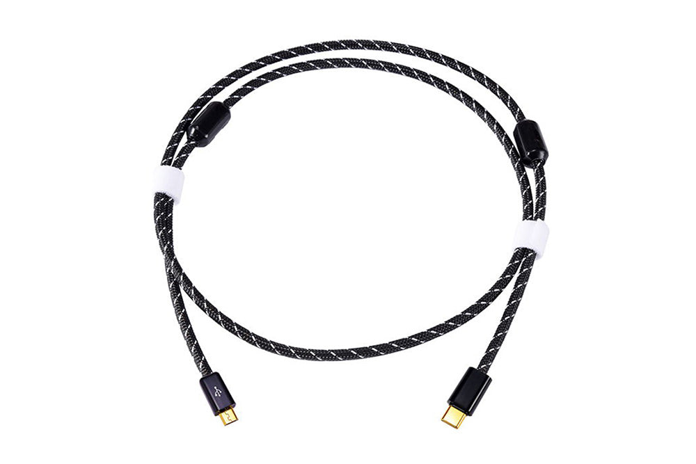 ZY Cable 6N OCC HIFI Decoder Computer OTG USB Cable Type A / Type B / Type C/ Micro Mobile Phone USB Cable