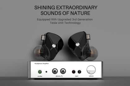 TFZ QUEEN LTD Dynamic Driver High Quality Earphones 2-pin 0.78mm HiFi In ear Earphones
