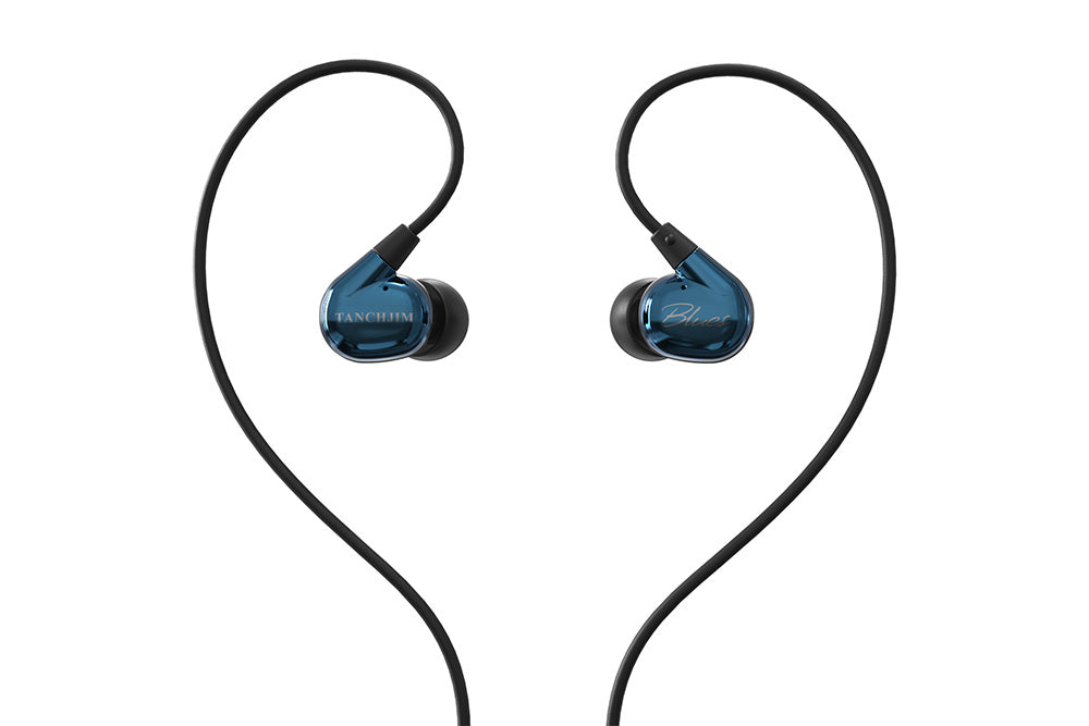 TANCHJIM Blues DMT Dynamic 3.5mm Line type HiFi In-Ear Earphone