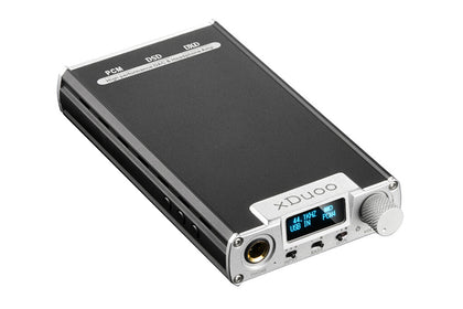 xDuoo XD-05 32bit/384KHz DSD DAC Portable Audio Headphone Amplifier