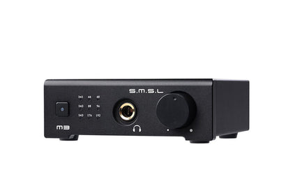 SMSL M3 DAC USB/Optical/ Koaxial-Funktion Hi-Fi-Audiodecoder All-in-One-Verstärker