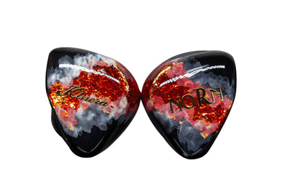 Kinera NORN DD+4BA Auricolare In-Ear Monitor con cavo staccabile 0.78 2Pin