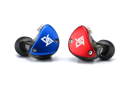 Auglamour RT-5 Dynamic Driver HIFI Headset Knowles Armature  32873 Frequency Moving Iron Earphone
