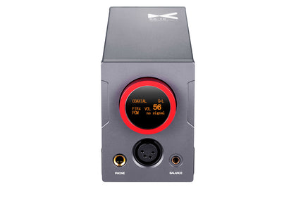 Xduoo XA-10 AK4493*2 Chips Full Decoding DSD512 High Performance Balanced DAC Headphone Amplifier