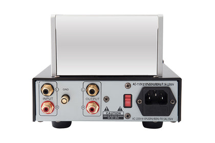 YAQIN MS-23B MM RIAA Stereo Tube Pre-Amplifier + Phono Stage