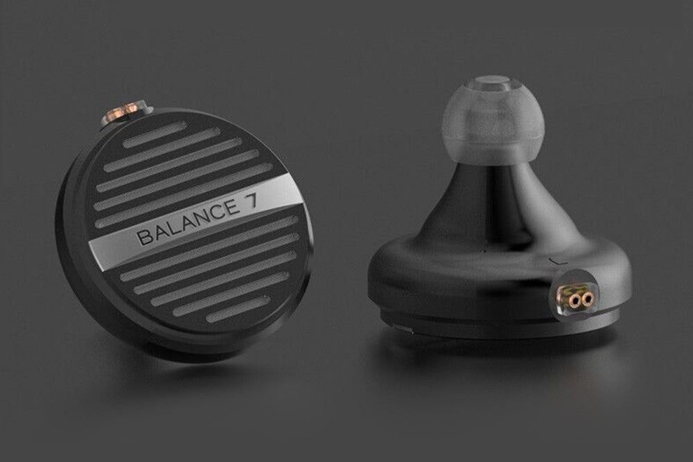 TFZ Balance 7 New Generation of Flat-panel Flagship Earphones HiFi In- Ear Earphones
