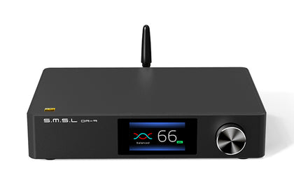 SMSL DA-9 Bluetooth 5.0 NJW1194 Hi-Res Audio High Quality Power Amplifier