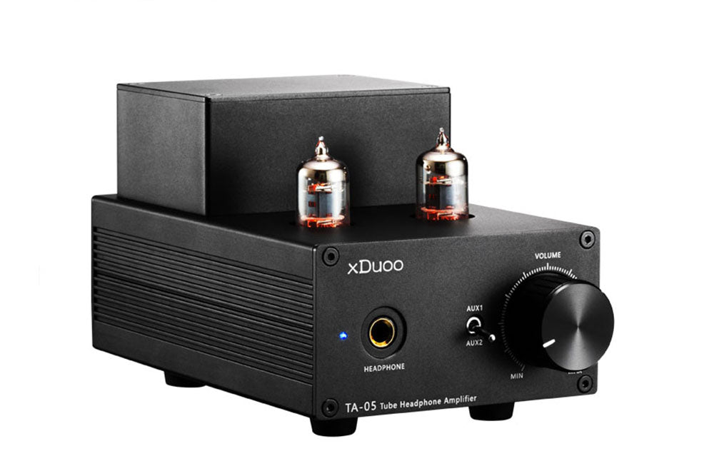 XDUOO TA-05 TA05 6JI Tube High Performance Stereo Tube Headphone Amplifier