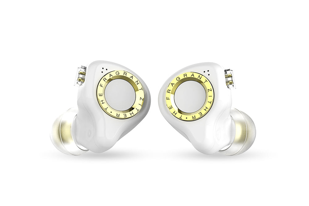 TFZ LIVE X Dual Cavity 11.4MM Dynamic Driver In-Ear Earphone IEM With Nano-Gold Diaphragm Unit 2PIN Detachable Cable Headset