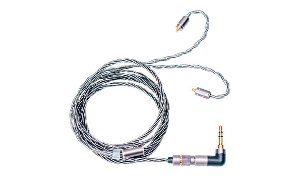 DUNU DUW02 High-purity Silver-plated OCC Copper Headphone Balance Upgrade Cable