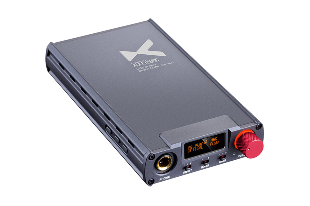 Xduoo XD-05 Basic With  AKM AK4490 DAC Terminal Decoding Headphone Amplifier