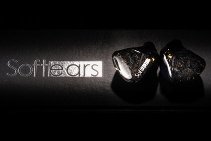 Softears RSV RS5 5BA IEM Reference Sound Series In-Ear Monitor In-Ear Monitor auricolare della serie Softears RSV RS5 5BA