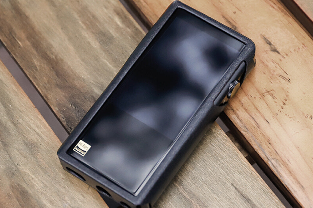 Shanling M5S Leather Case for Shanling M5s HIFI Portable MP3 Player