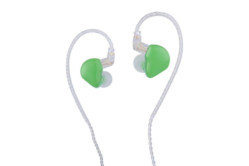 TINHIFI T1 PLUS 10mm Beryllium Dynamic Driver Diaphragm In-Ear EMI Earphone with Detachable 0.78MM Pin Cable