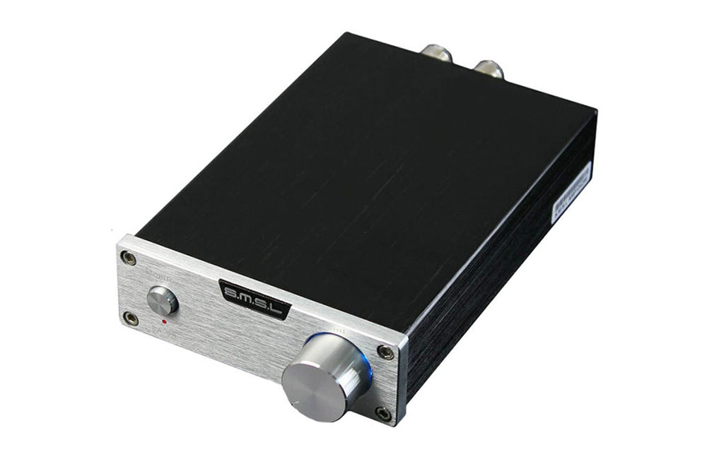 SMSL SA-98E 160WPC TDA7498E Class T Digital Amplifier with Power Adapter