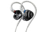 FiiO FH3 2BA+1DD High-Purity With Monocrystalline Silver-Plated Copper Cable HiFi In-Ear Earphone
