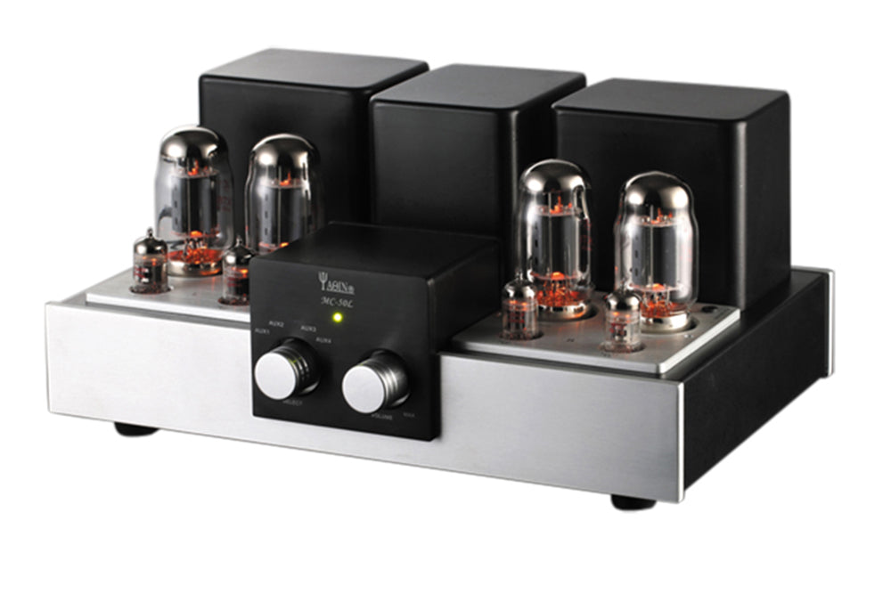 YAQIN MC-50L 60WPC KT88 Vacuum Tube Hi-End Tube Integrated Amplifier