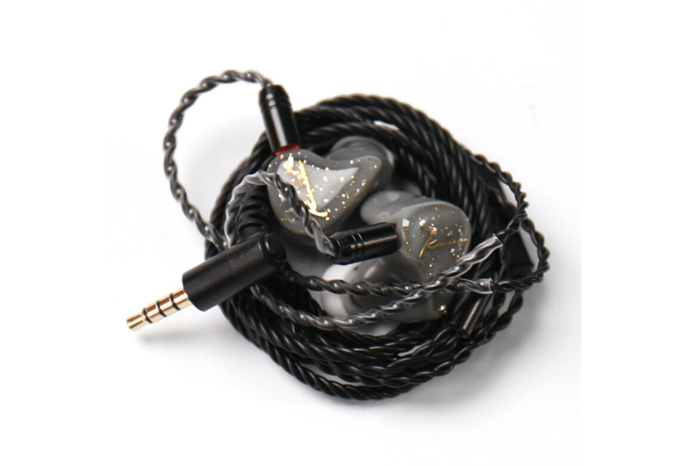 Kinera BD005 Pro 1DD+1BA HIFI Hybrid Technology Detachable Cable 0.78mm 2Pin In-Ear Earphones