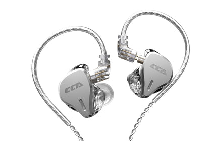 CCA CS16 16BA Unità 16BA Unità 2° Anniversario Flagship Noise Cancelling In-Ear Earphone