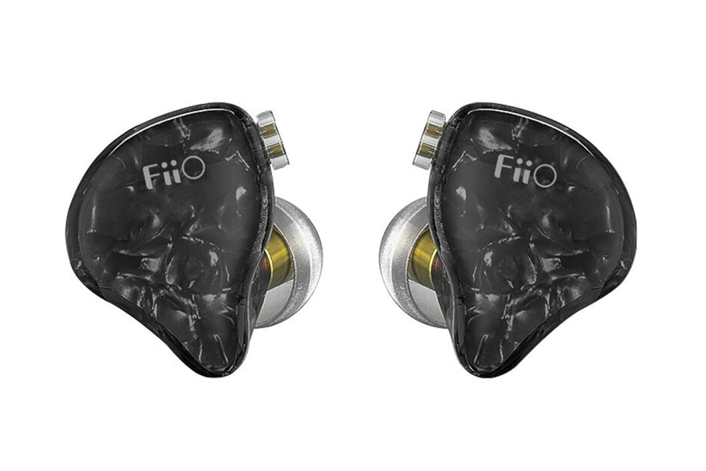 FiiO FH1s Dual Knowles BA Earphone With High Purity Monocrystalline Litz Copper Cable