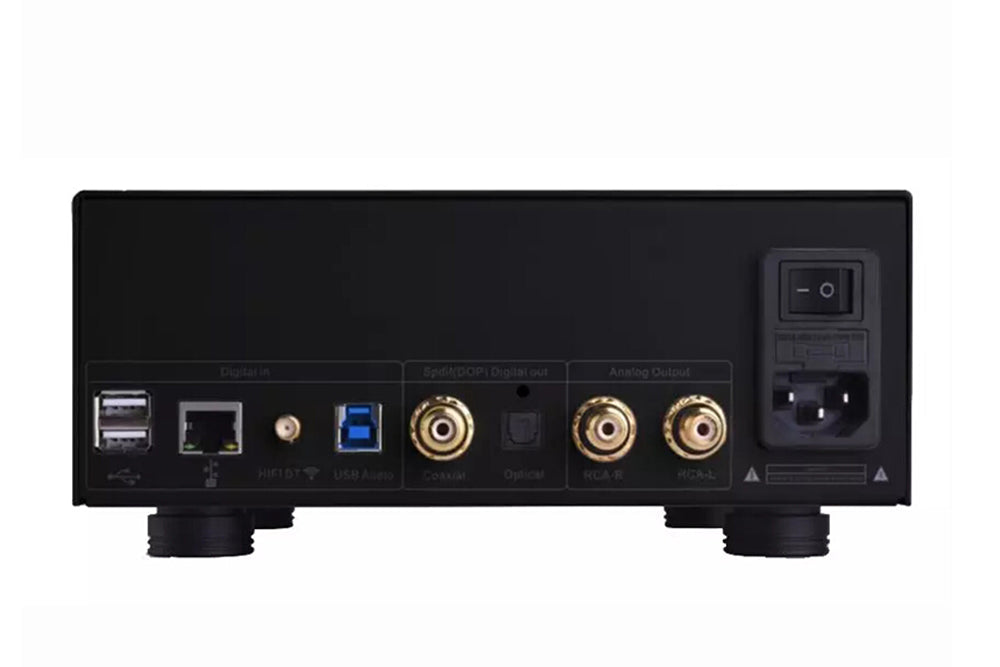 Soundaware A1X National Multifunktionaler Streaming-Musik-Player Roon DLNA Airplay SD-Karte DSD256 PCM384