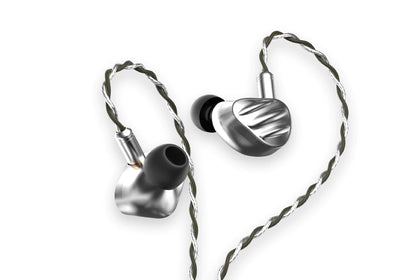 BGVP NS9 7BA + 2DD Hybrid Technology HiFi In-Ear Earphone Knowles Monitor Earphone con cavo MMCX