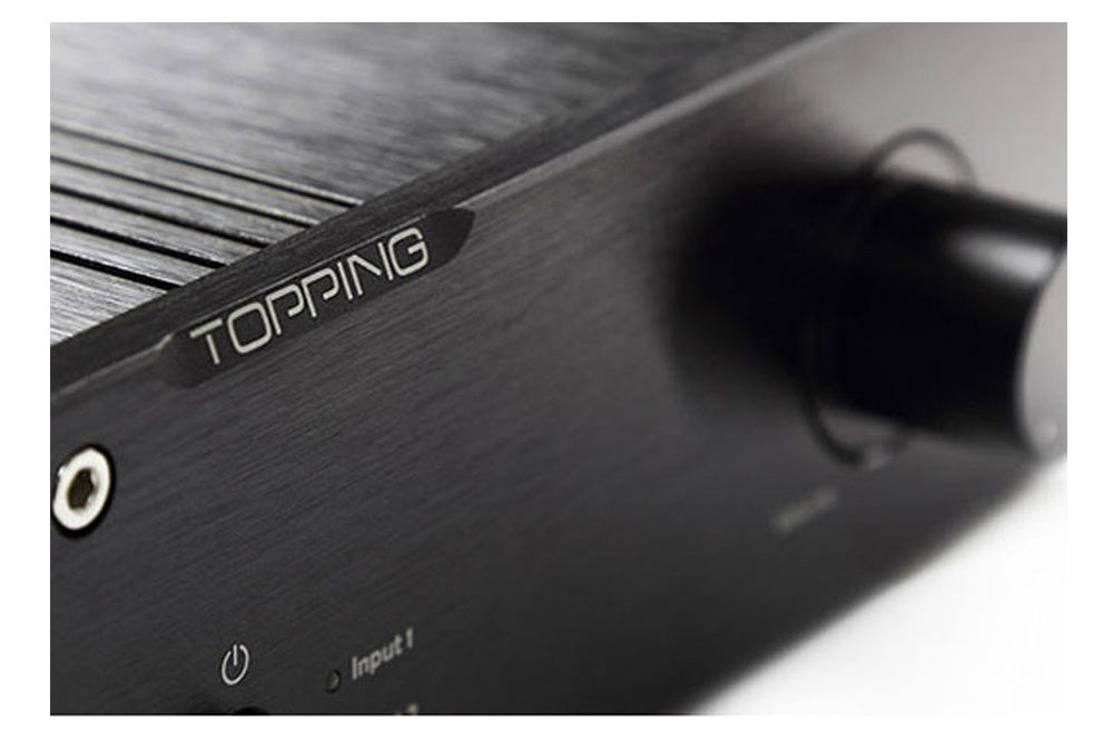 TOPPING TP60 Amp TA2022 T-Amp 80W*2 Output Stereo Powerful Amplifier [110V]