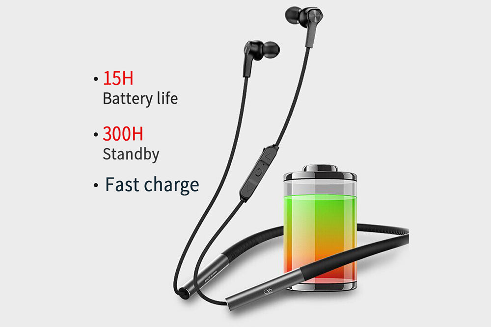 SHANLING MW100 Wireless Bluetooth Earphones IPX5 Water Qualcomm CSR8645 Support Apt-X