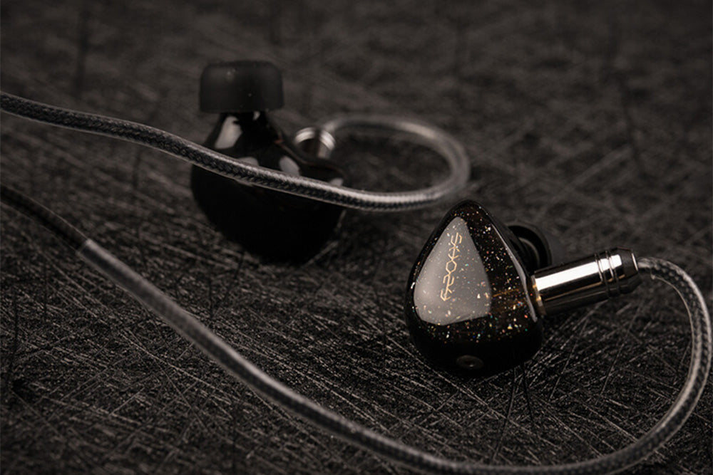 Shozy Form1.1 1BA+1DD Dual Driver Hybrid In-ear Earphones