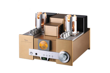 YAQIN MS-650B 15WPC 845 x 2 Vacuum Tube Hi-End Tube Integrated Amplifier