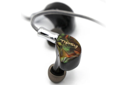 TIPSY Dunmer PRO Hybird Technology In-ear Earphone HIFI Monitor Handmade Earphone