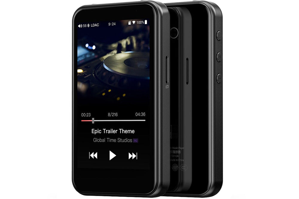 FiiO M6 With ES9018Q2C Chip Bluetooth 4.2 Hi-Res Android Based Music Player