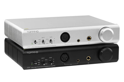 TOPPING A90 Full Balanced Headphone Amplifier XLR Pre-Amplifier