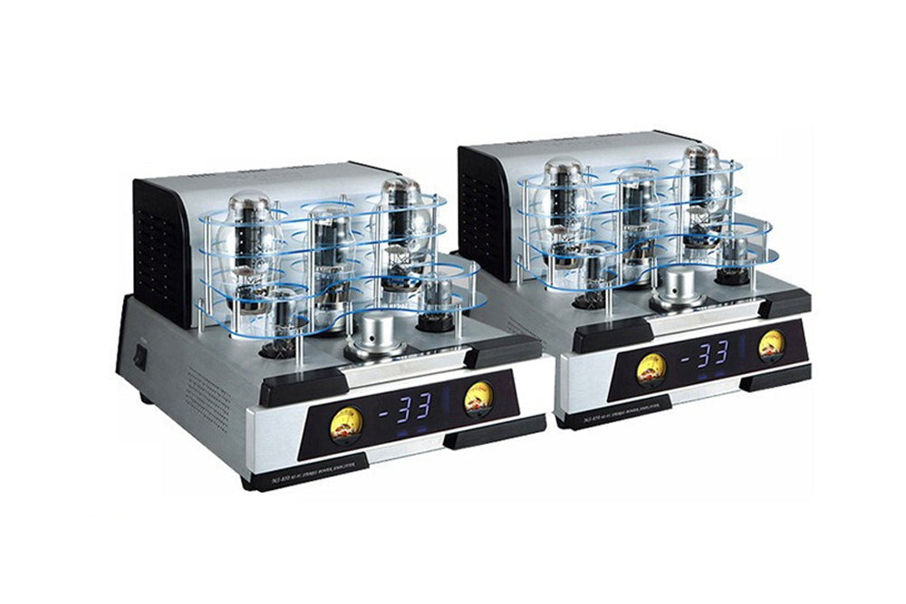 YAQIN MS-850 300B Three Pole Class A High Fidelity Electronic HiFi Tube Power Amplifier