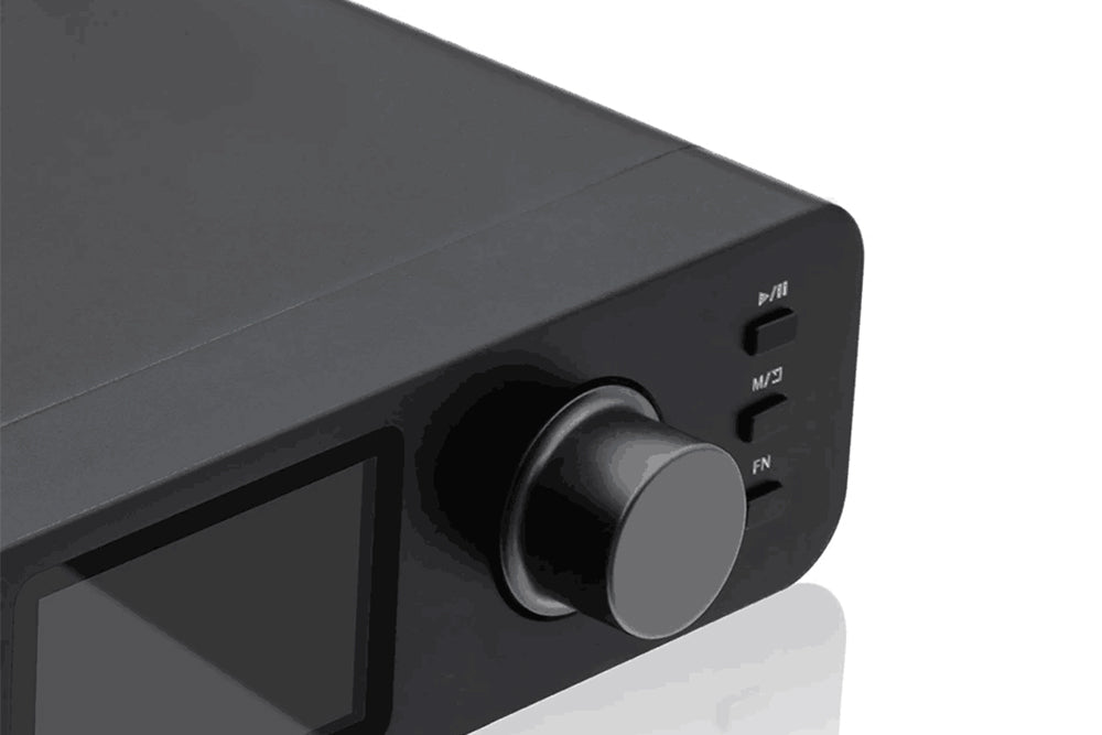 SMSL DP3 DSD HIFI Digital Turntable Hard Disk Balanced and Unbalanced Headphone Amplifier WIFI Network Music Player