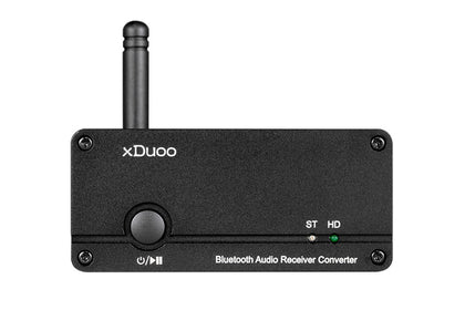XDUOO XQ-50 Buletooth 5.0 QCC3008 QCC3008 ES9018K2M DAC XQ50 Convertitore ricevitore audio Bluetooth Supporto PC DAC USB DAC