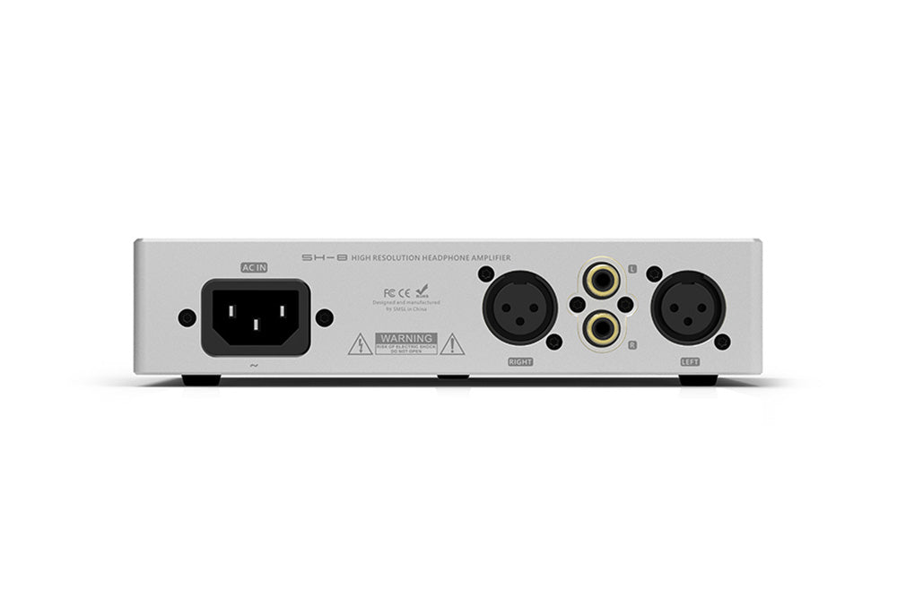 SMSL SH-8 6.35mm/Balanced High Performance RCA/XLR input SH8 HiFi Headphone Amplifier