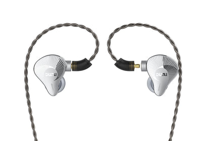 DUNU EST 112 Custom Knowles BA Drivers Triple Hybrid Monitor In-Ear Earphone