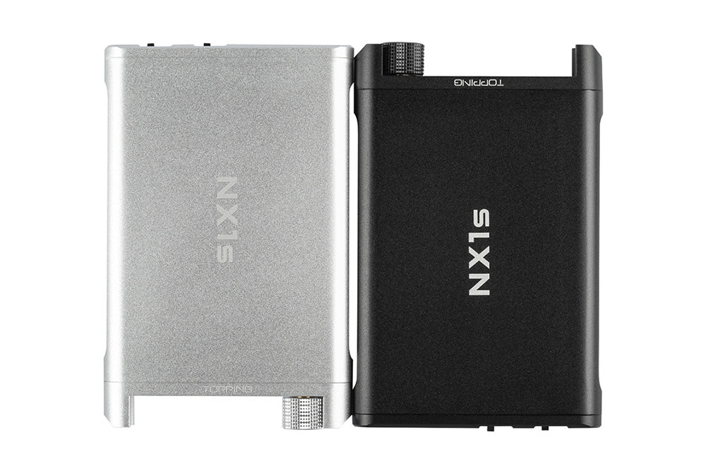 Topping NX1s Hi-Res Digital HiFi Portable Headphone Amplifier