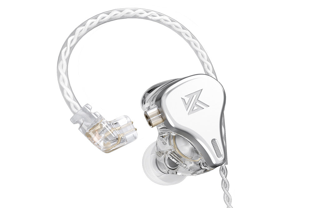 KZ DQ6 3DD New-level HiFi Professional Headset Noise Reduction 0.75mm Pin In-ear Earphone