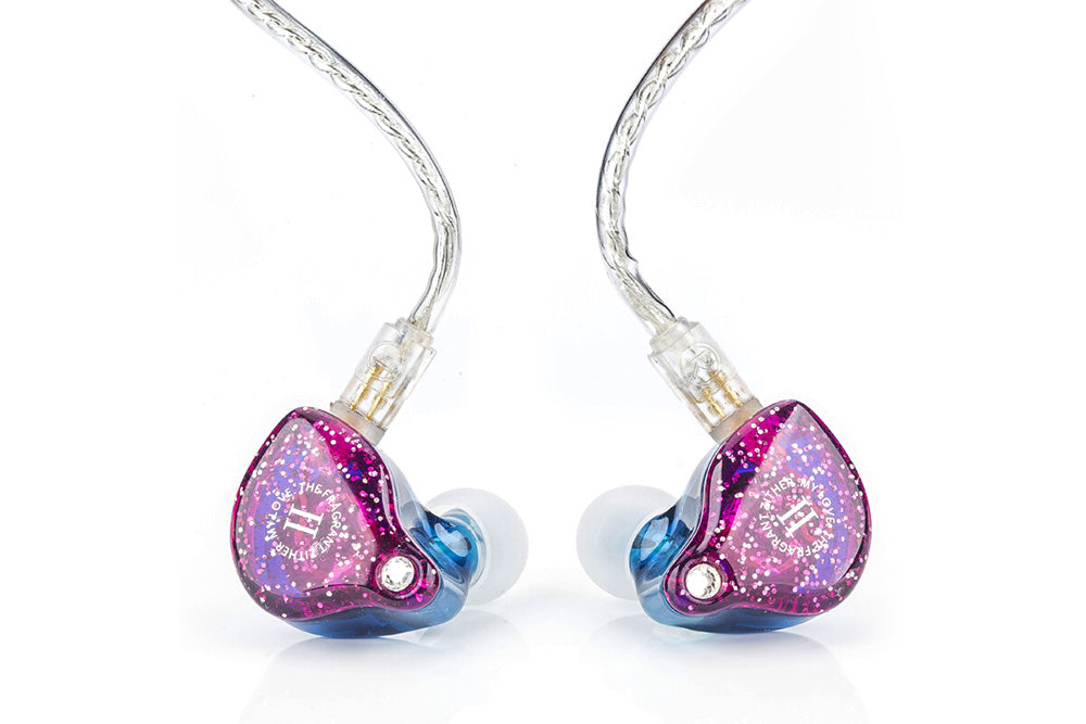 TFZ MY LOVE II HiFi Audio graphene driver MYLOVE In-Ear Earphones with Detachable Cables