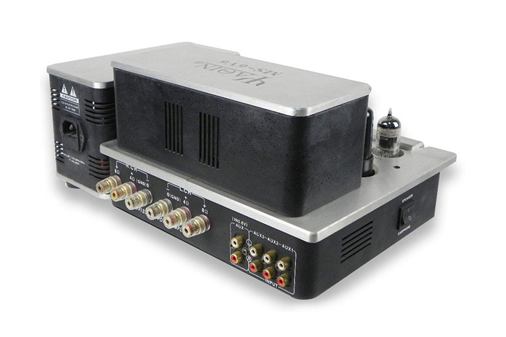 YAQIN MS-6V6 Class A Vacuum Tube Integrated Headphone Amplifier