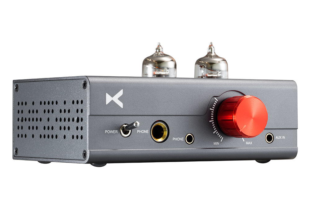 Xduoo MT-602 Double 6J1 Tube  Rear Transistor High Performance Tube Class-A Headphone Amplifier