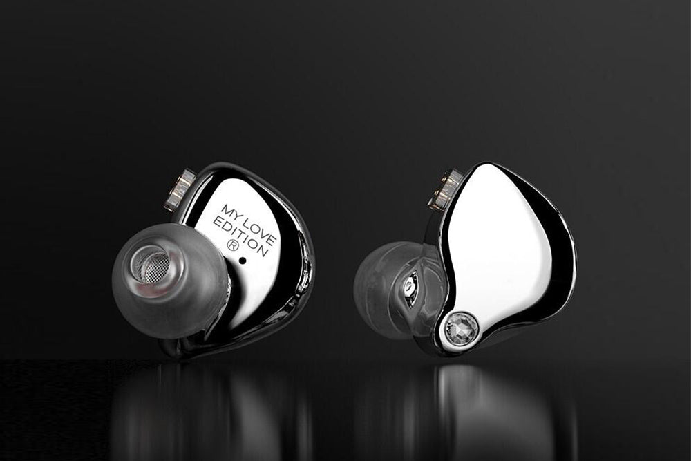 TFZ 2019 MY LOVE Limited Edition MYLOVE Commemorative Dynamic In-ear HIFI Monitor Earphones