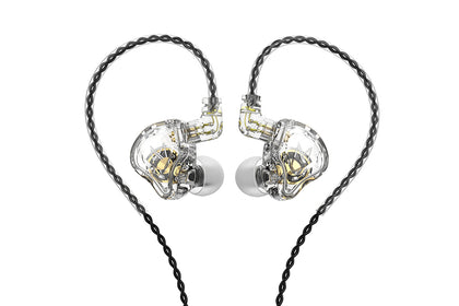 TRN MT1 10MM Dual Magnet Dynamic Driver Professioneller In-Ear Monitor Kopfhörer