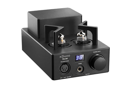 XDUOO TA-20 High Performance Balanced Tube Headphone Amplifier Power Amplifier